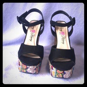 Penny loves Kenny heels size 7 1/2
